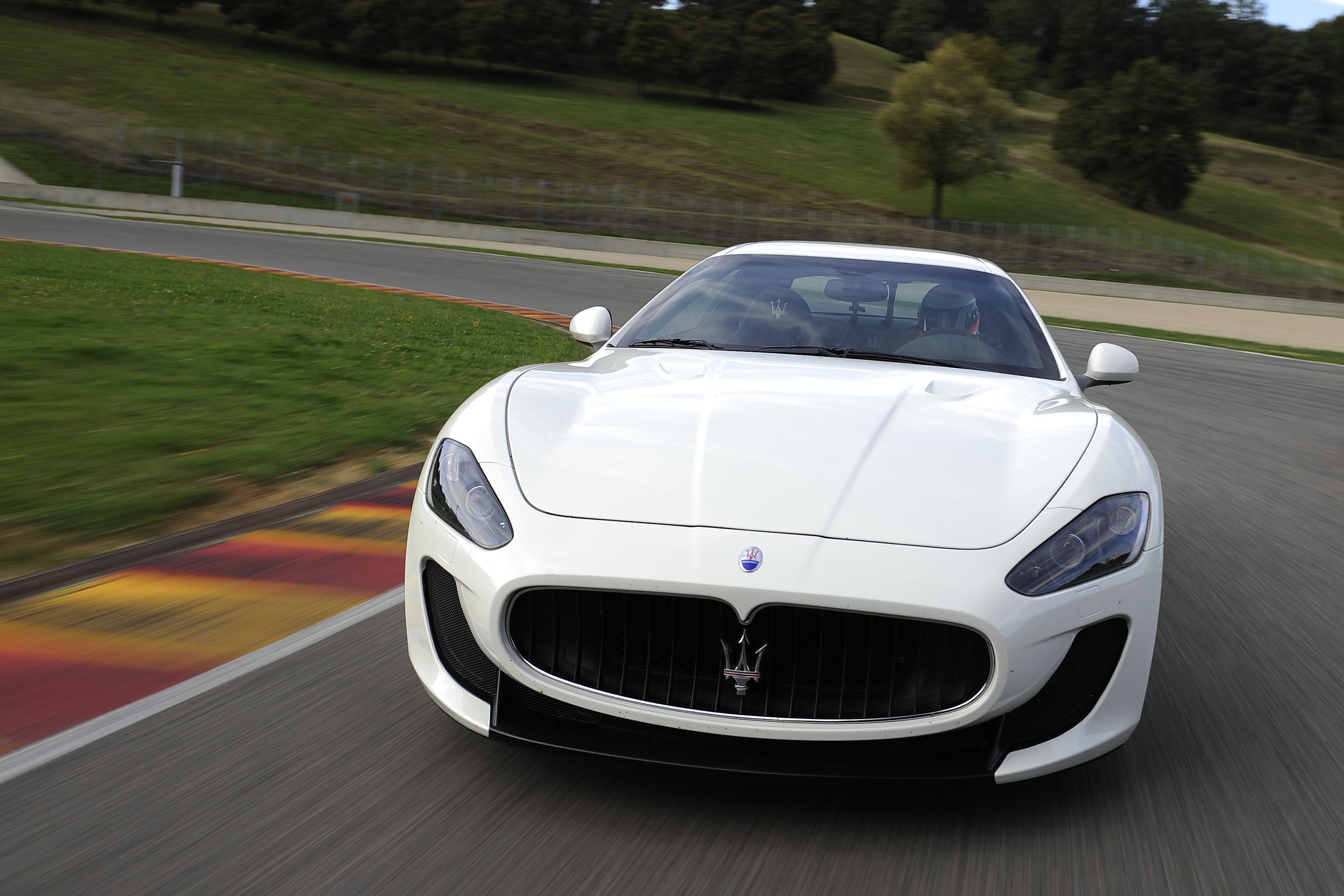 Maserati Granturismo Mc Stradale Sounds Off Video