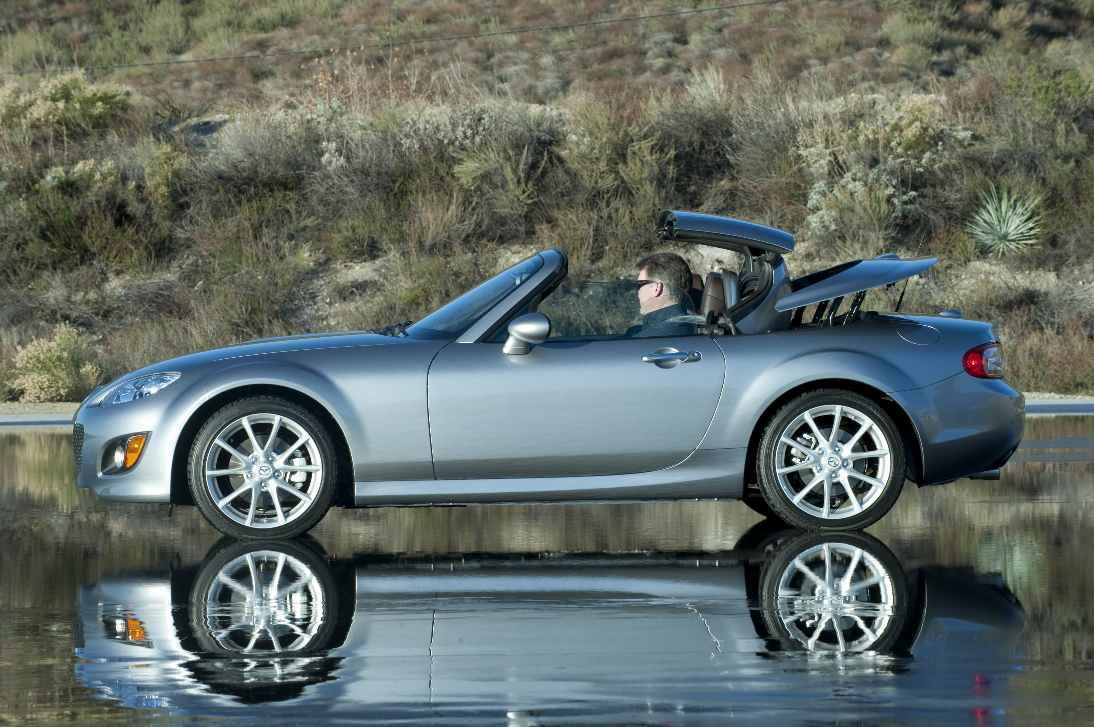 Top 5 Small Convertibles For This Summer