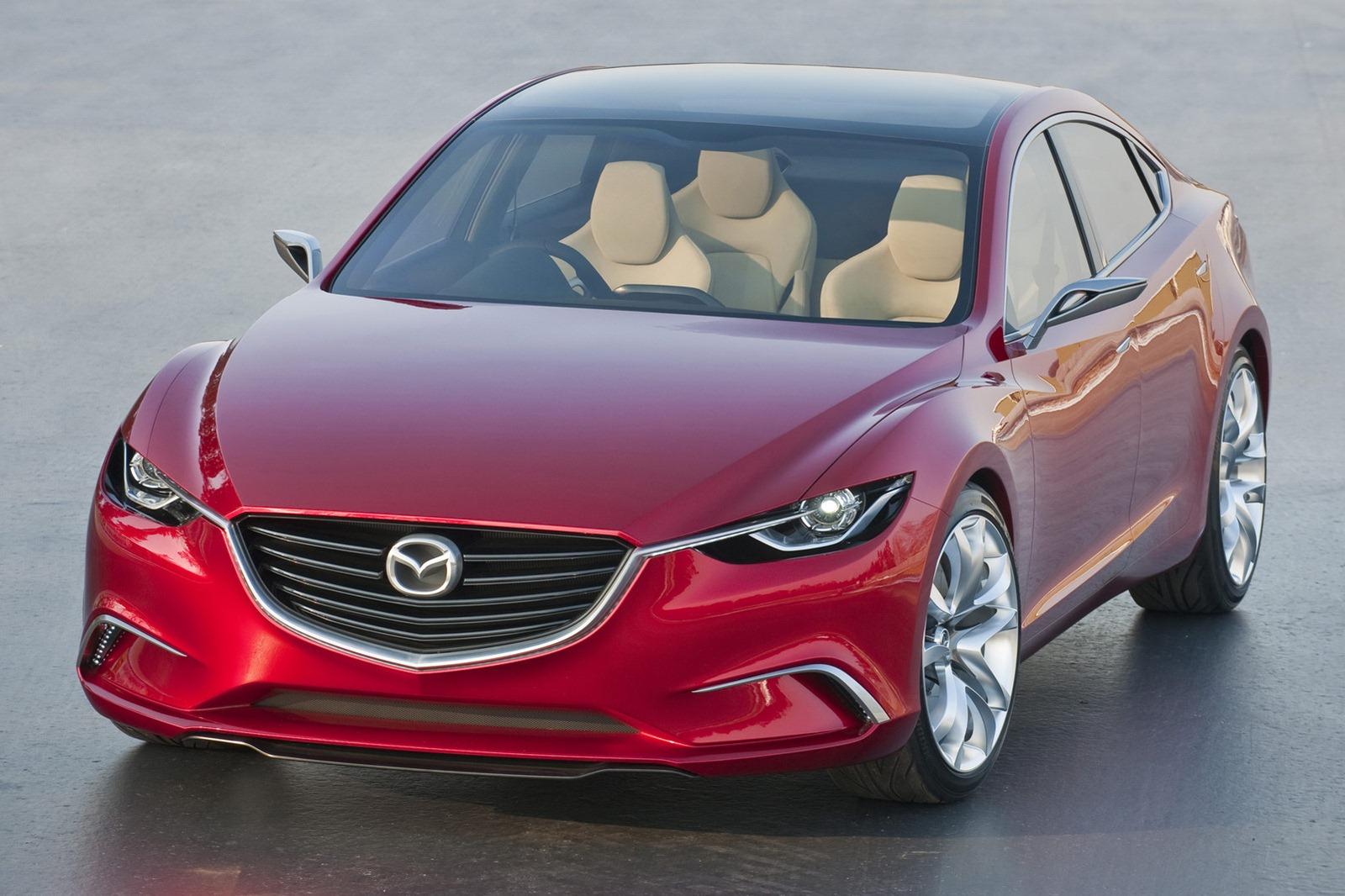 Mazda Takeri Concept Walkthrough 2012 New York Auto Show