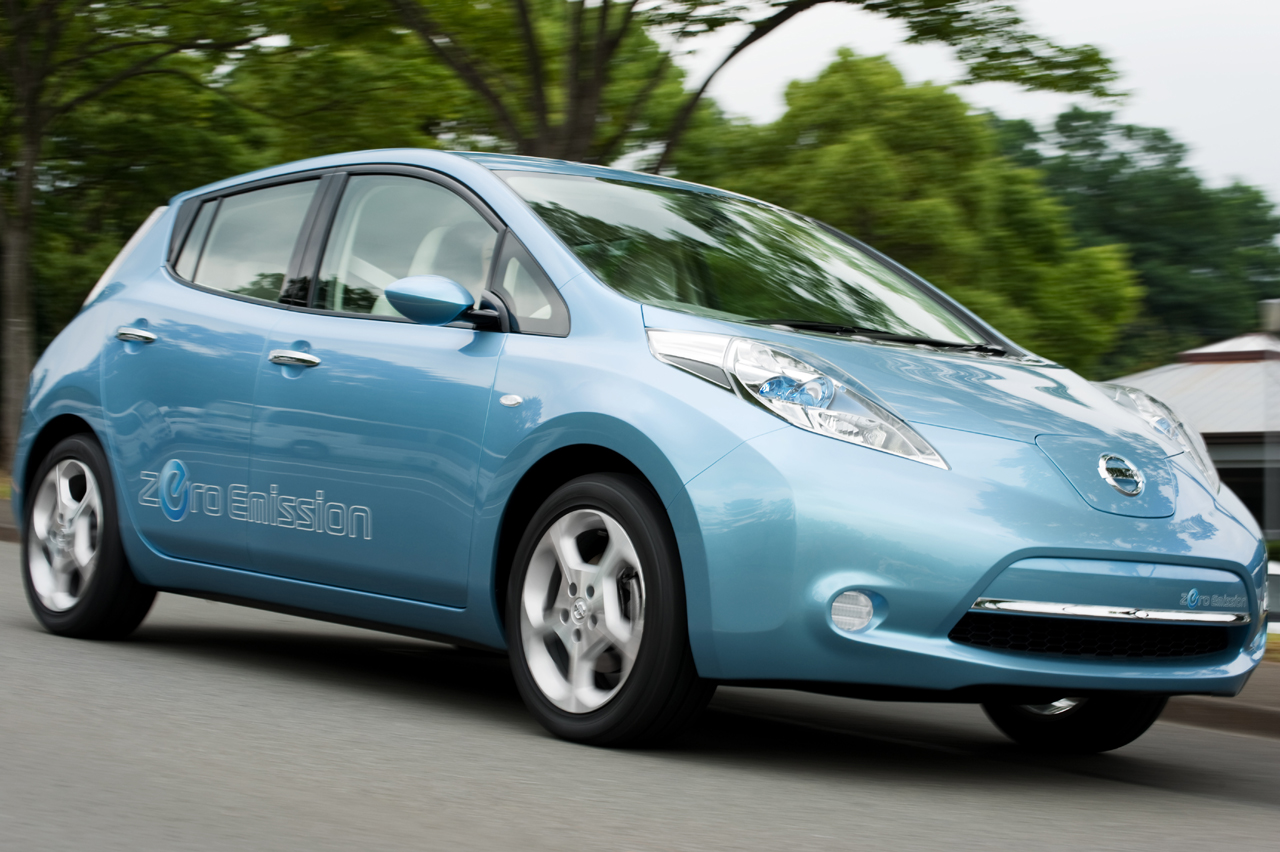How to pay just 12280 for a brand new 2011 nissan leaf electric car vanachro Gallery