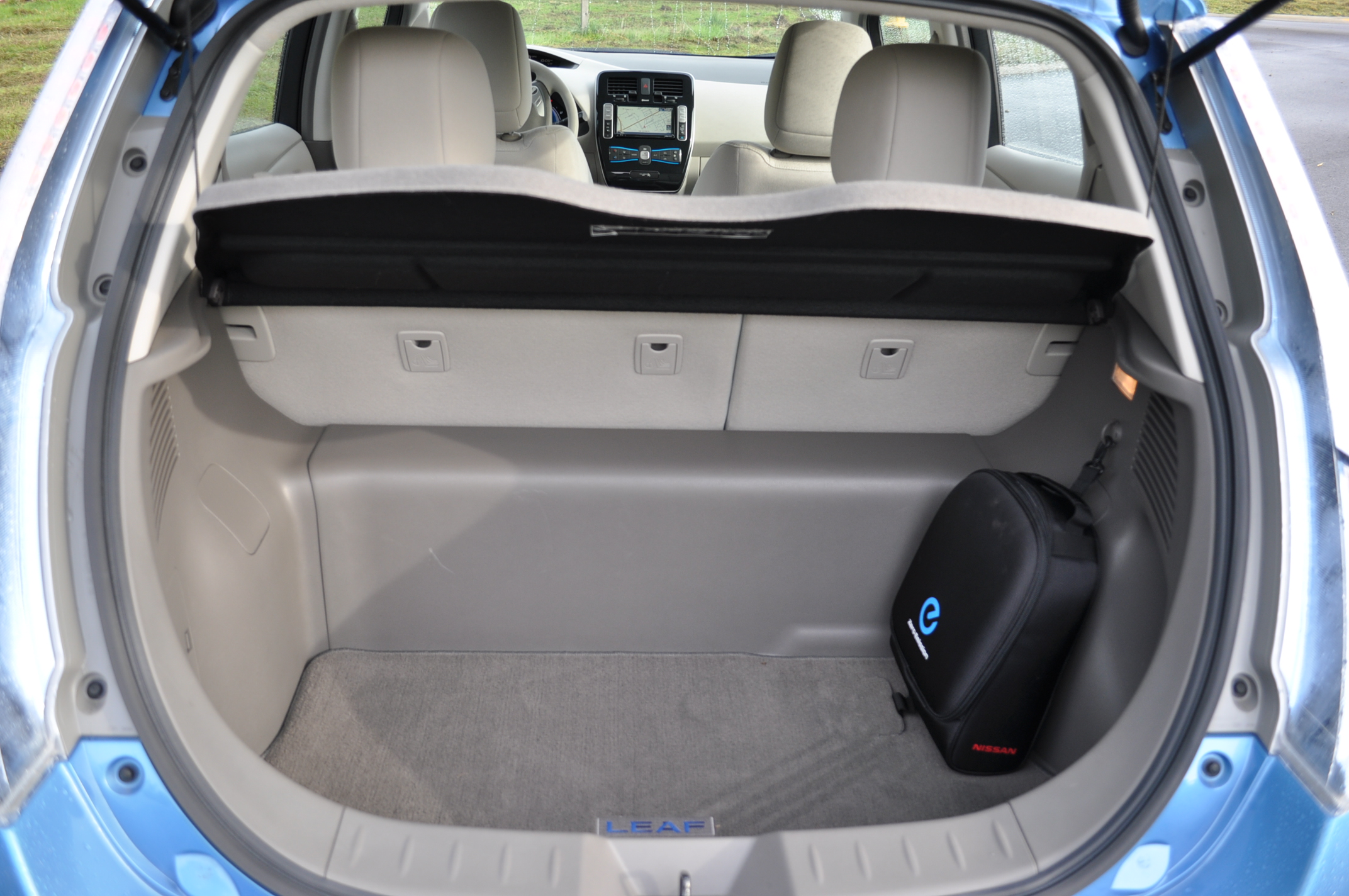 Nissan Leaf Charger >> Want To Upgrade Your Leaf Charger To 6 6 Kw It Might Not Happen