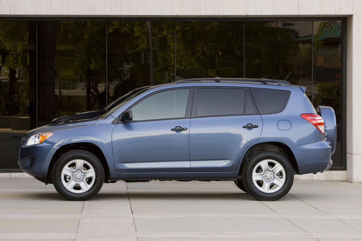 2011 Toyota RAV4 Recalled For Airbag Flaw
