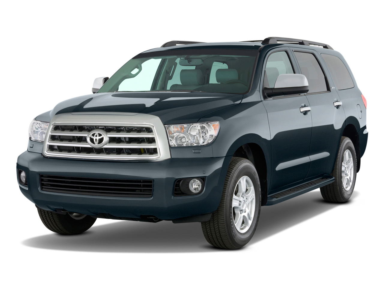 2011 toyota sequoia review ratings specs prices and photos the car connection. Black Bedroom Furniture Sets. Home Design Ideas