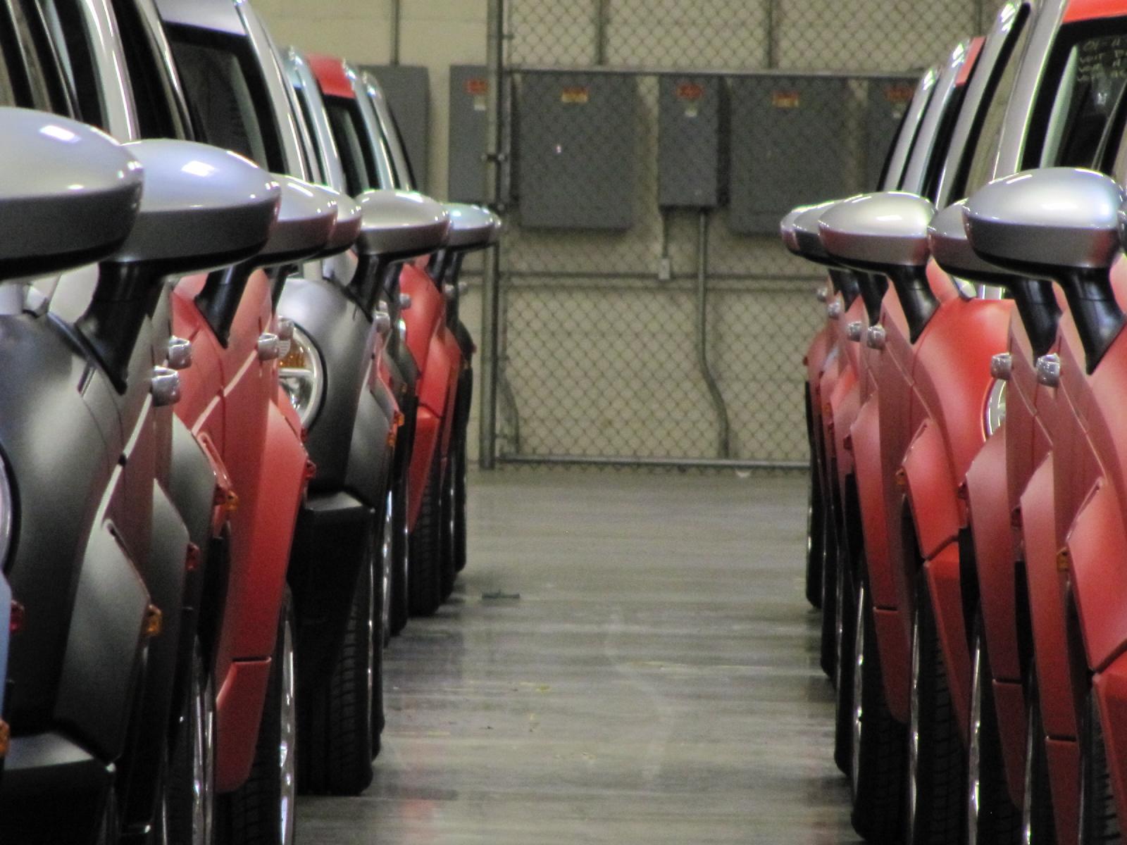 Honda Indiana Plant Tour