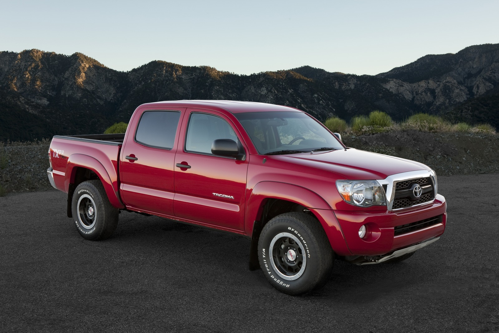 2005-2009 Toyota Tacoma Recalled For Potential Airbag Issue