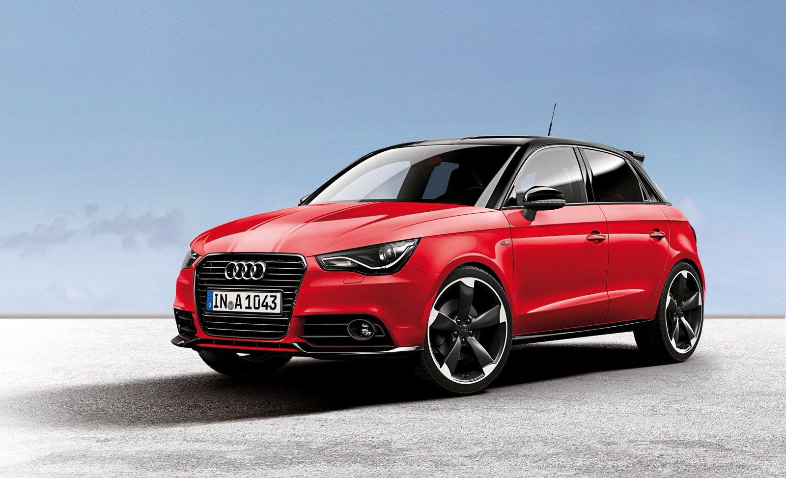 Audi A1 Gets Sporty 'amplified' Upgrades