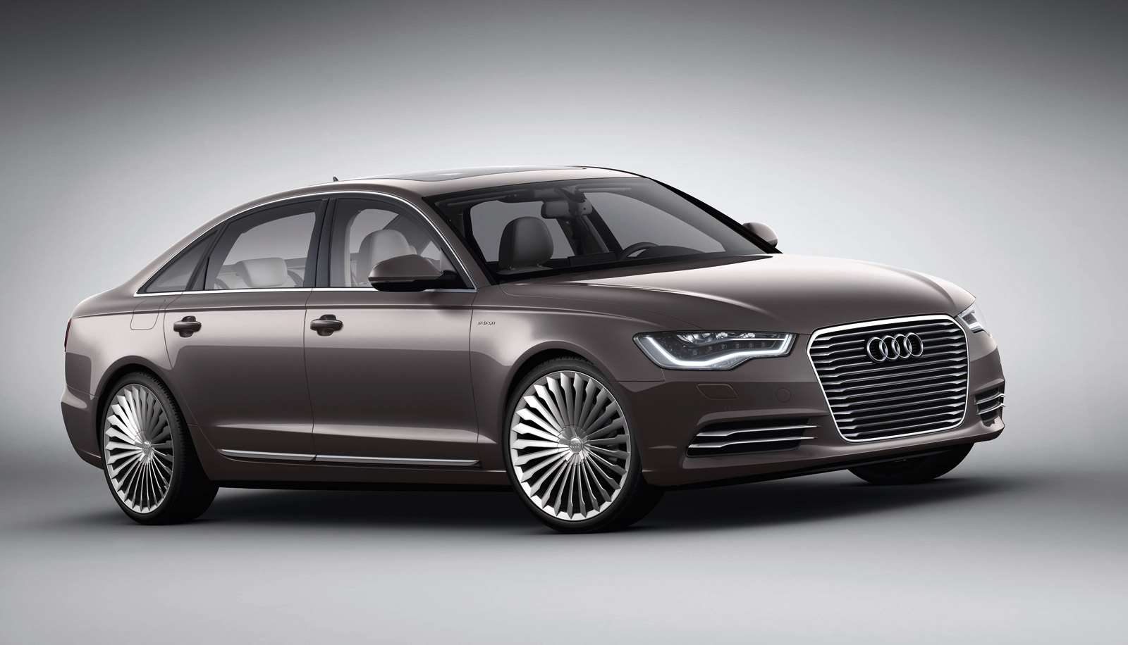 Audi Announces A6 Plug In Hybrid For Chinese Market