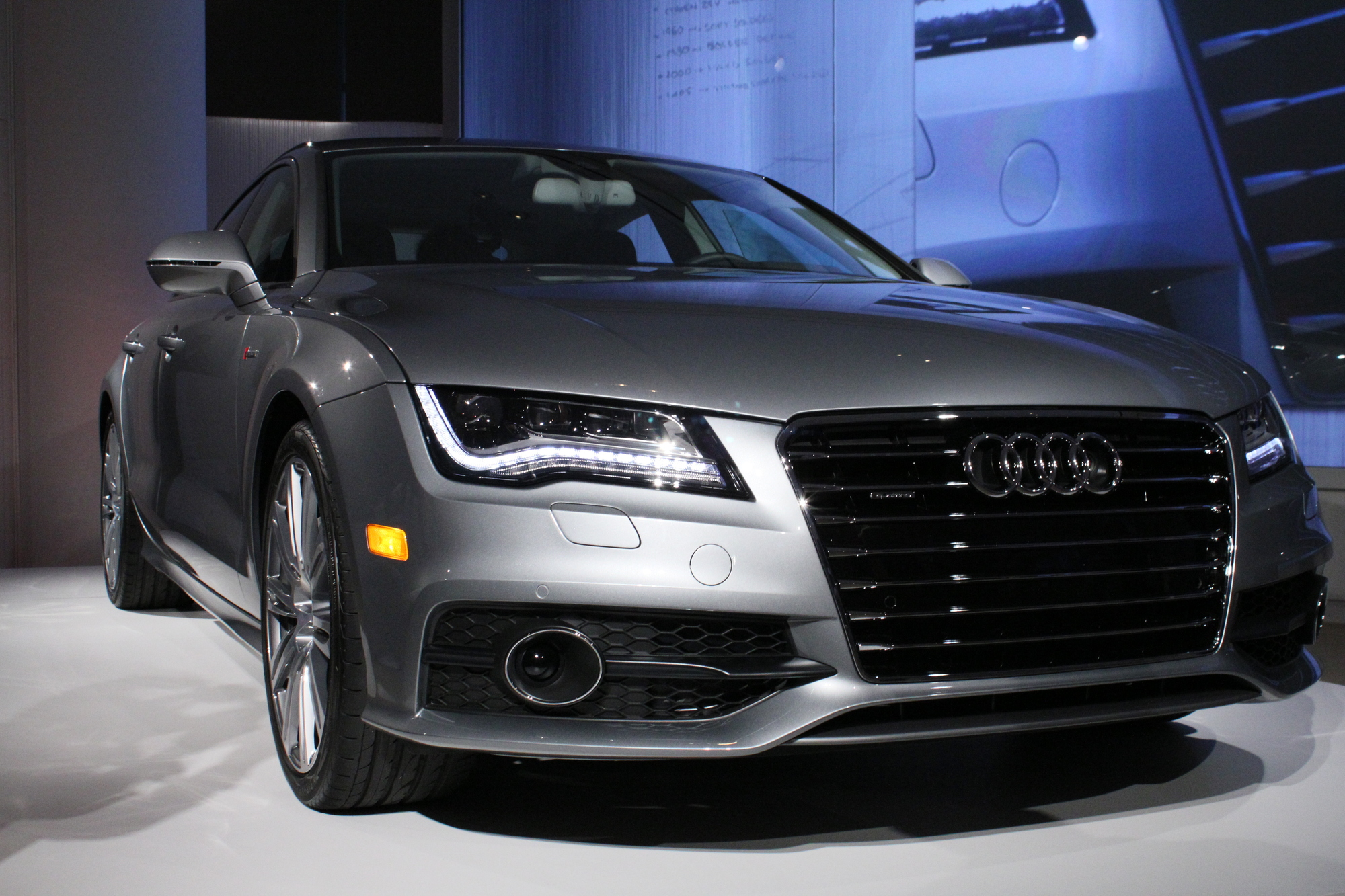 Audi Near Me >> 2012 Audi A7: Available In May, S7 To Follow