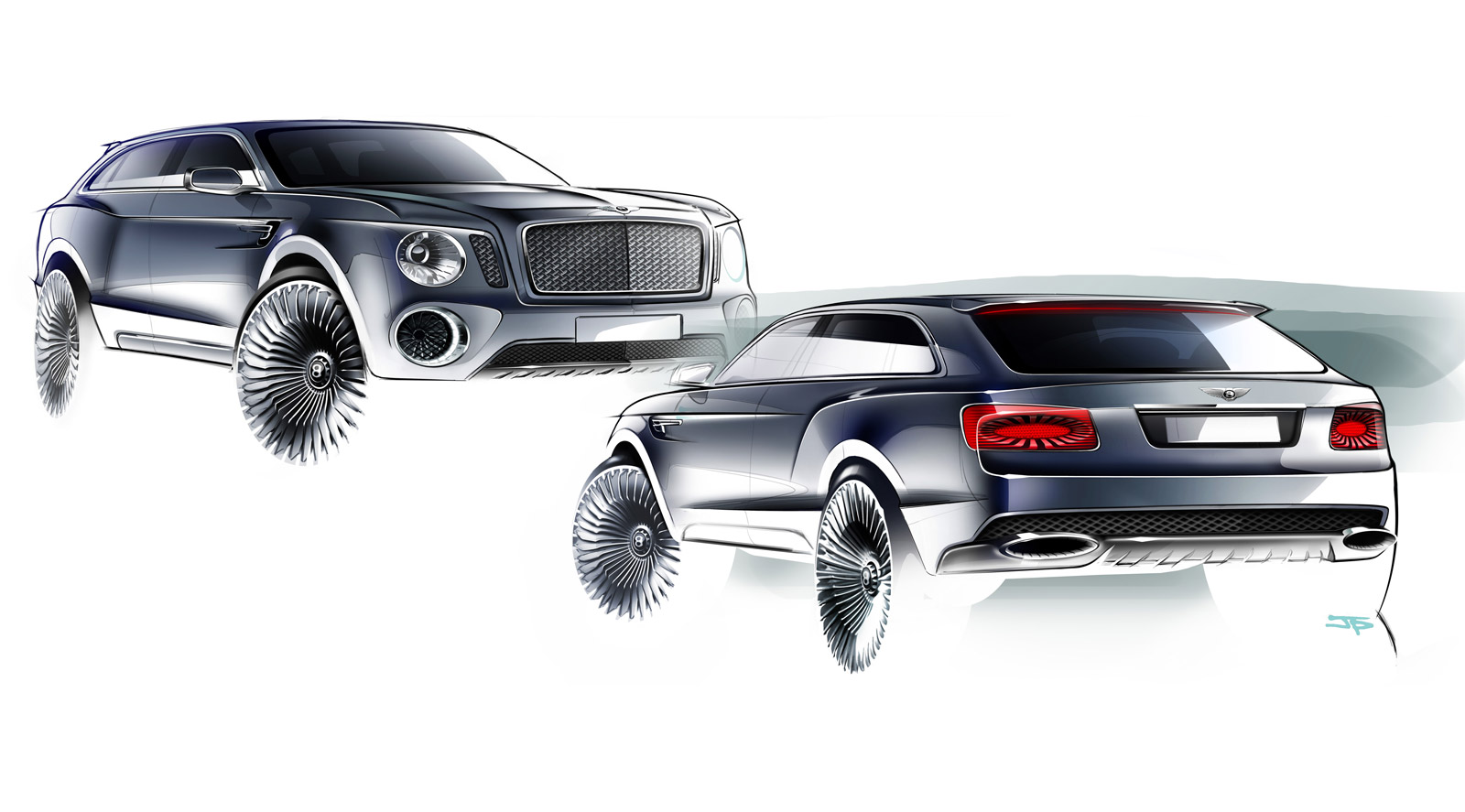 Bentley Designer Lays Out Brand\'s Future Plans