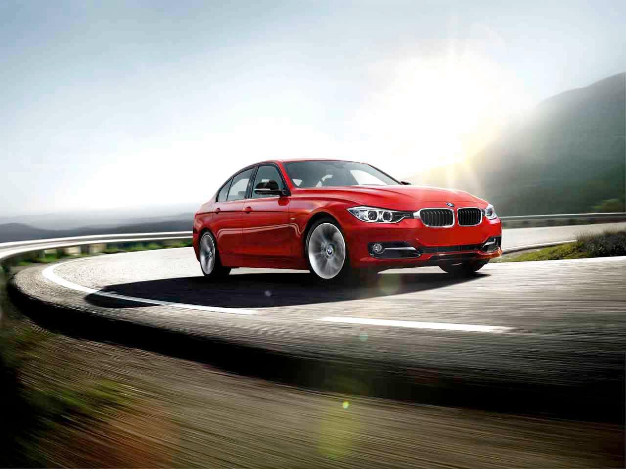 2012 Bmw 3 Series Bigger Bolder And More Fuel Efficient
