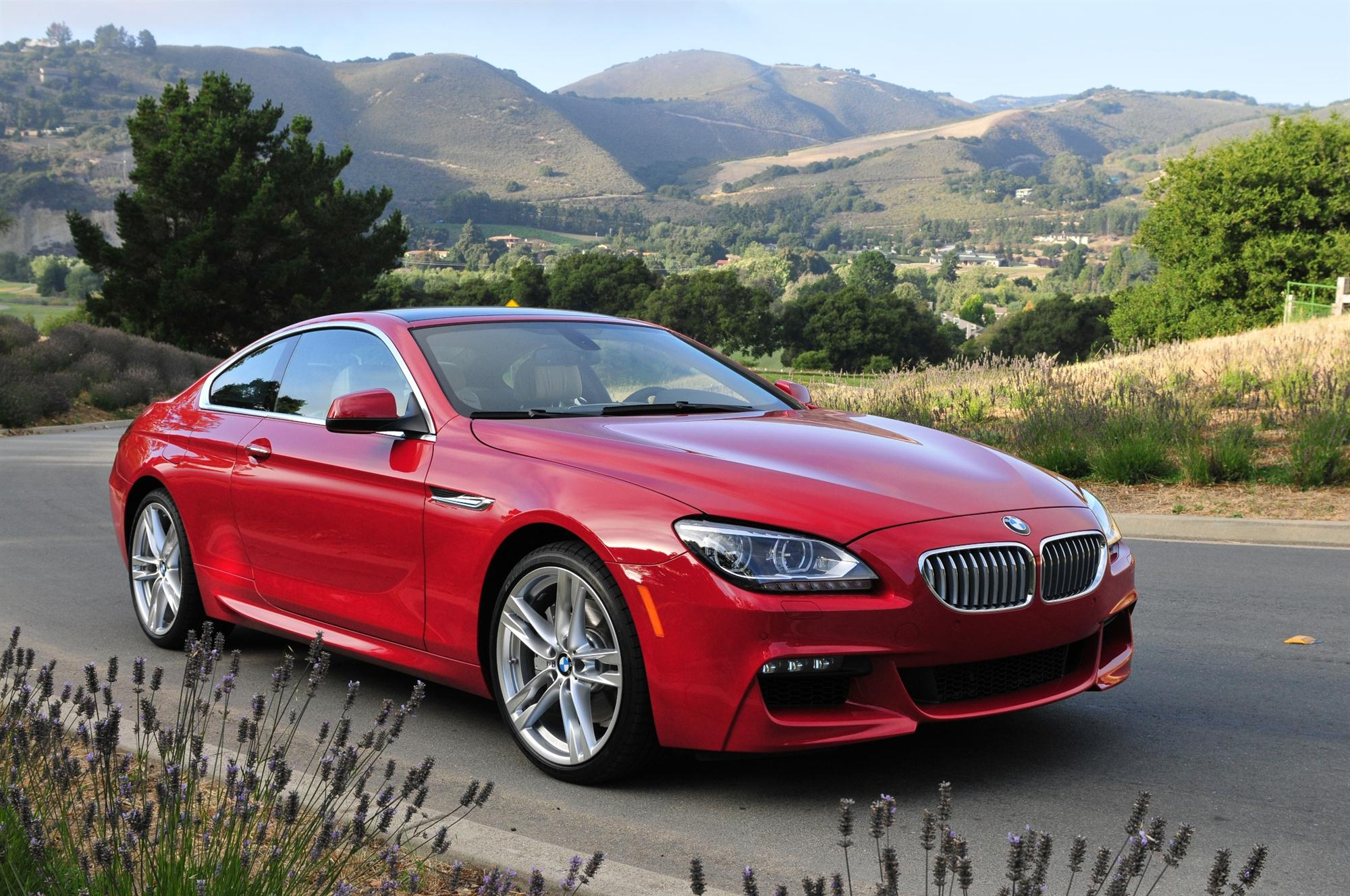 2012 Bmw 650i Coupe First Drive
