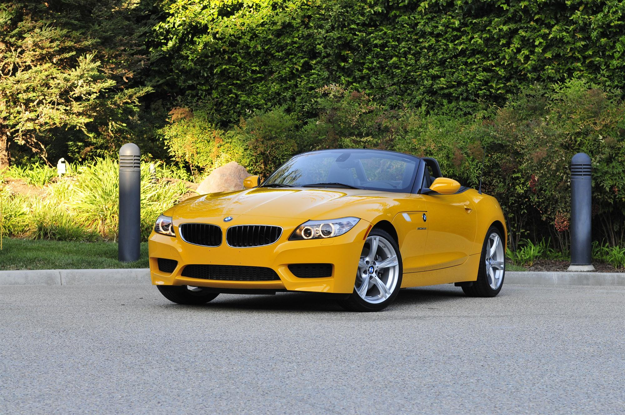 2012 Bmw Z4 Review Ratings Specs Prices And Photos The Car Connection