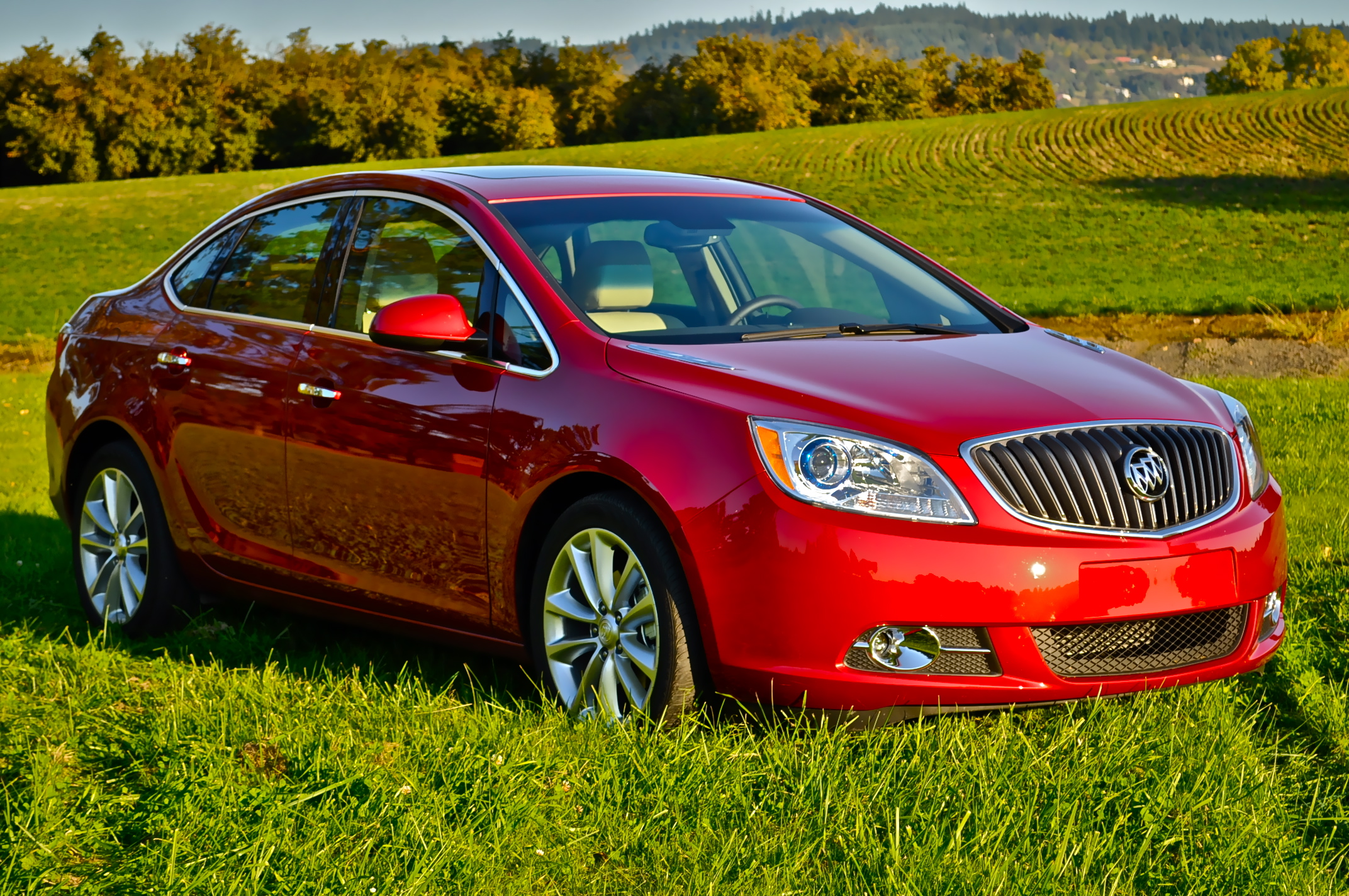 Buick Verano Hybrid Coming--But Not Until 2015