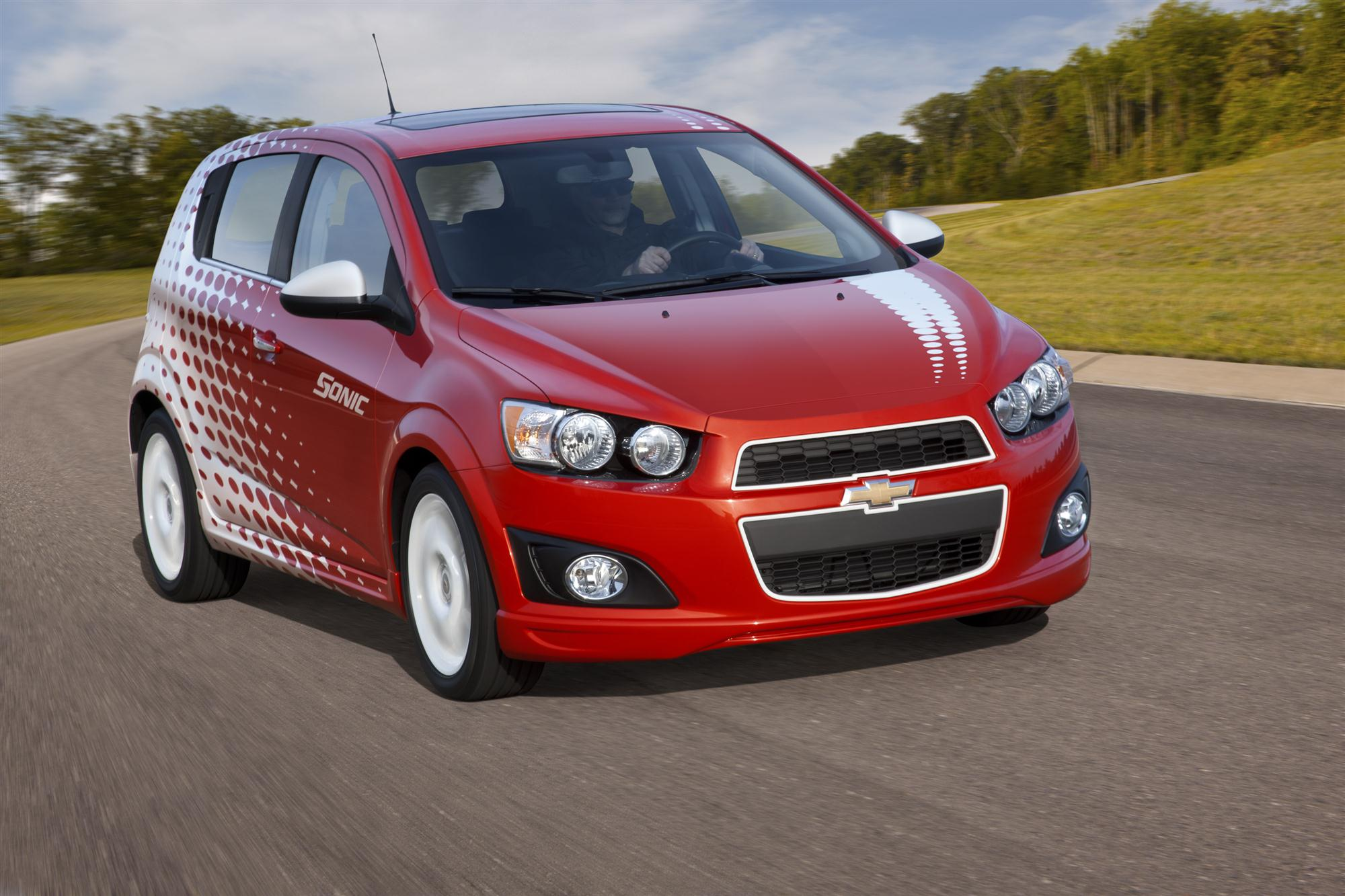 2012 Chevy Sonic Priced From 14 495 400 More For Hatchback