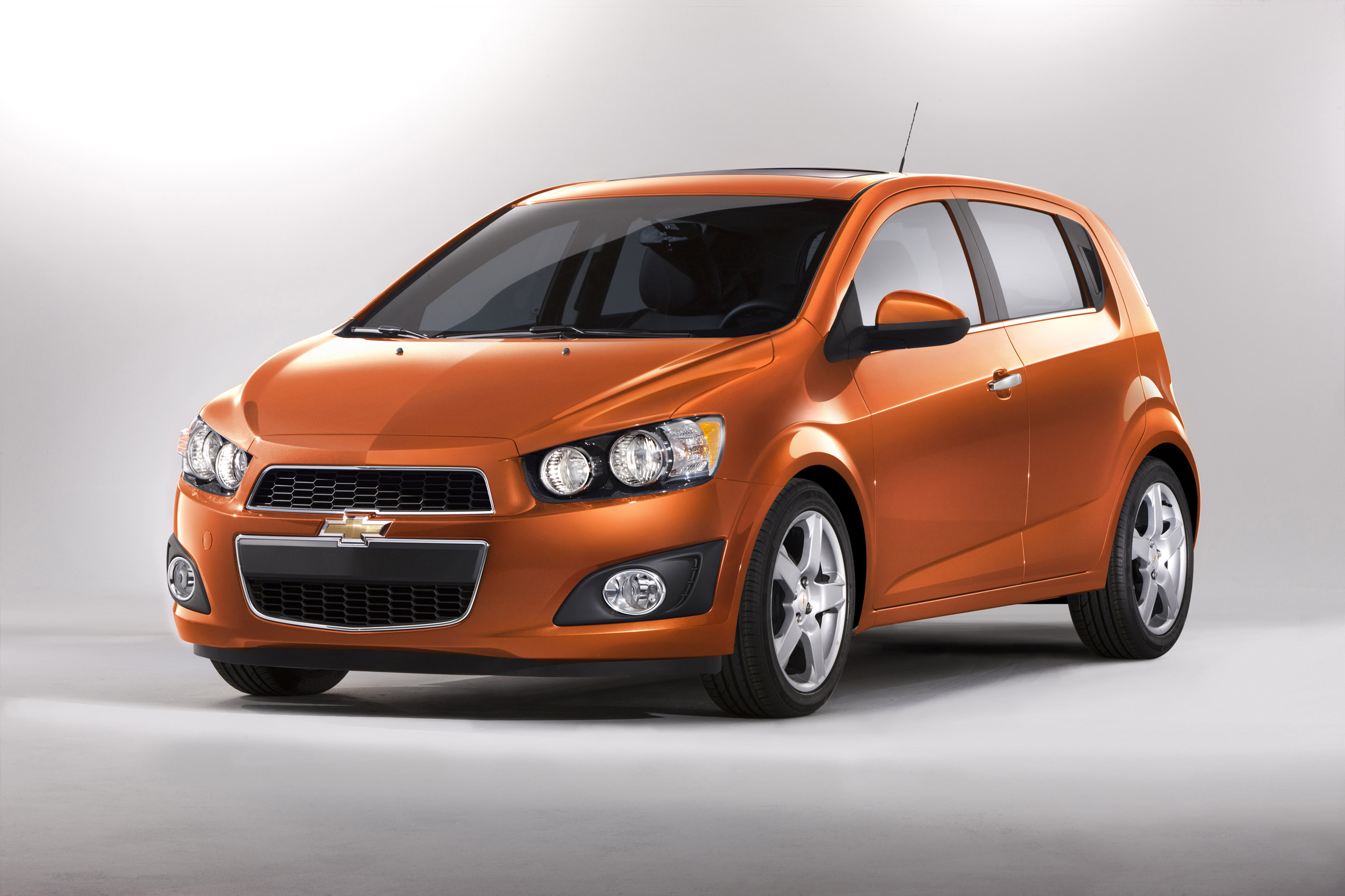 New Small Cars 2012 Chevy Sonic Nissan Versa Hyundai Accent