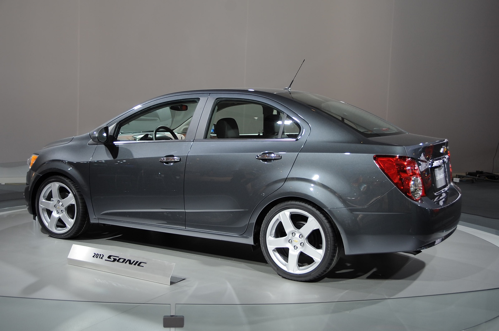 All Chevy 2012 chevy cars : New Small Cars: 2012 Chevy Sonic, Nissan Versa, Hyundai Accent ...