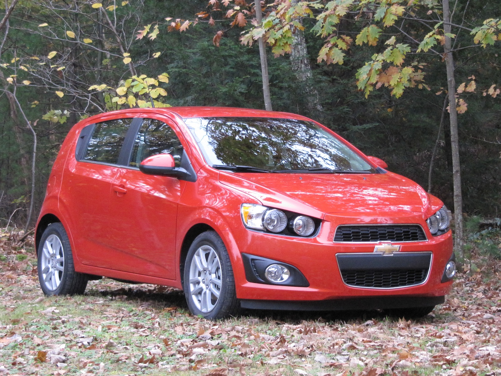 2012 Chevy Sonic Test Drives: Carmaker Looks To Bloggers ...
