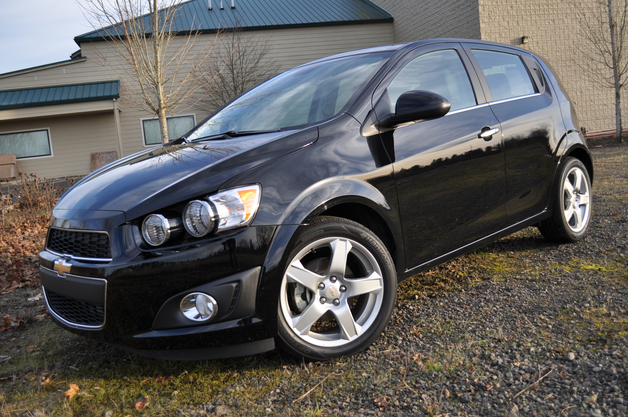 2012 chevy sonic turbo now available with an automatic transmission. Black Bedroom Furniture Sets. Home Design Ideas