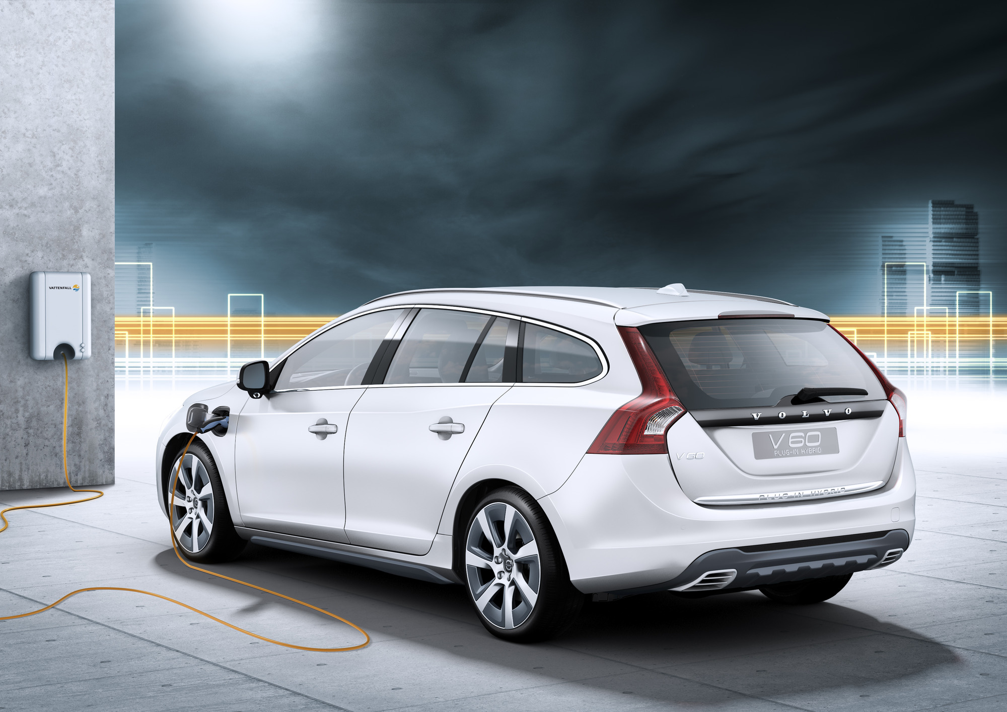 Volvo Listens To Fans Brings V60 Plug In Hybrid To U S For