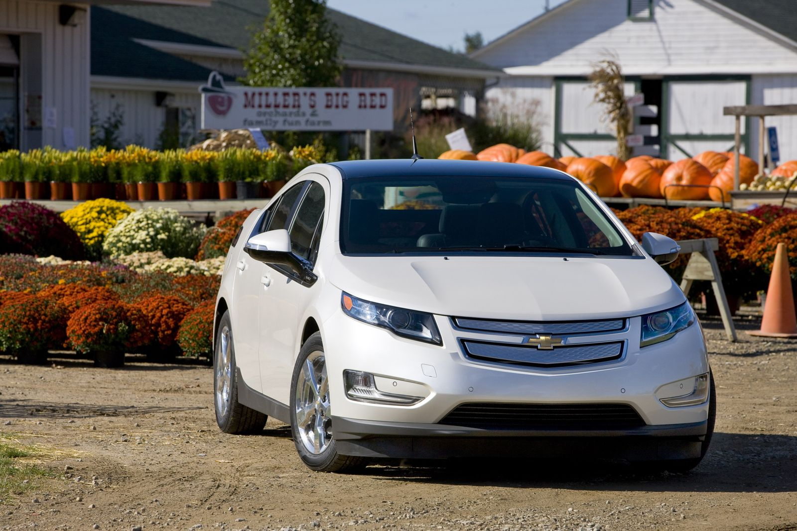 Kelebihan Chevrolet Volt 2012 Tangguh