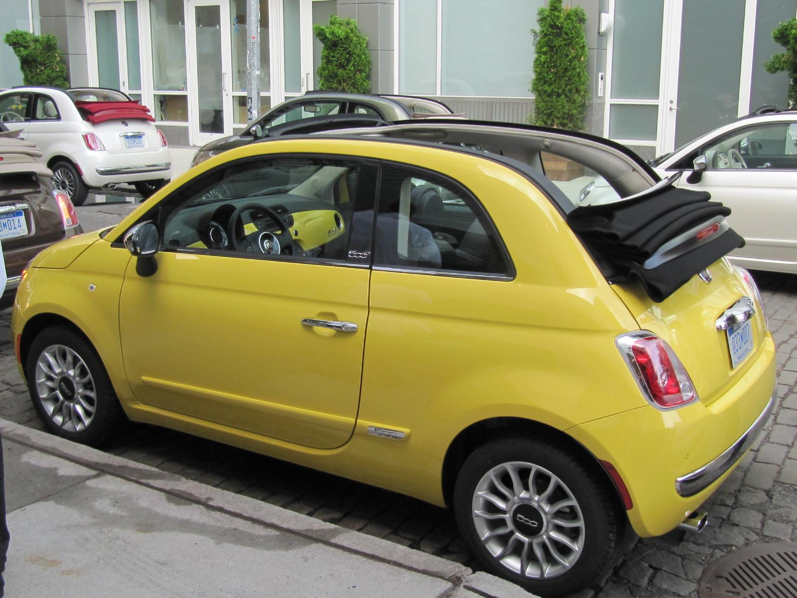 gas mini car says chrysler sale of convertible by mileage end year h fiat news on