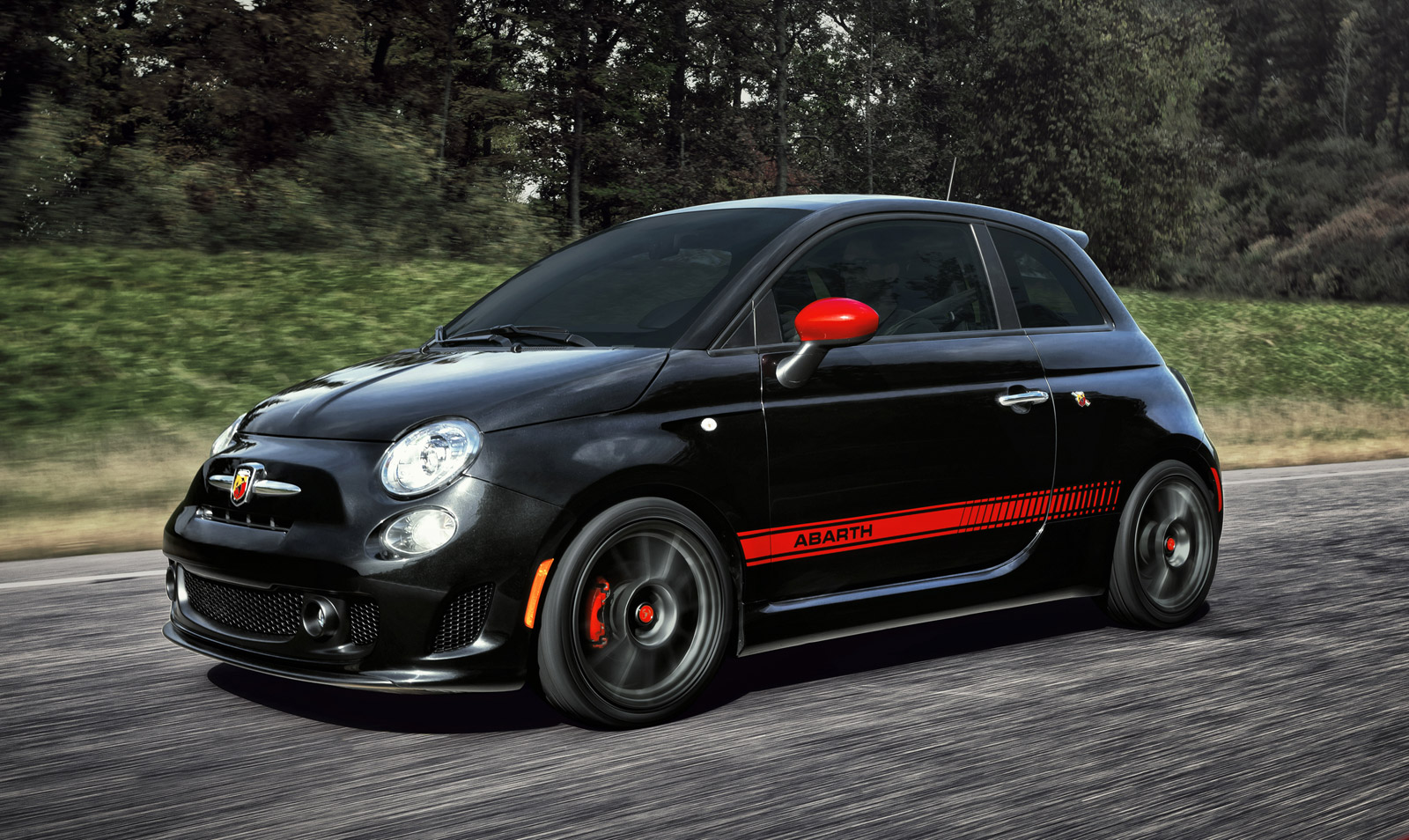 Fiat 500 turbo horsepower