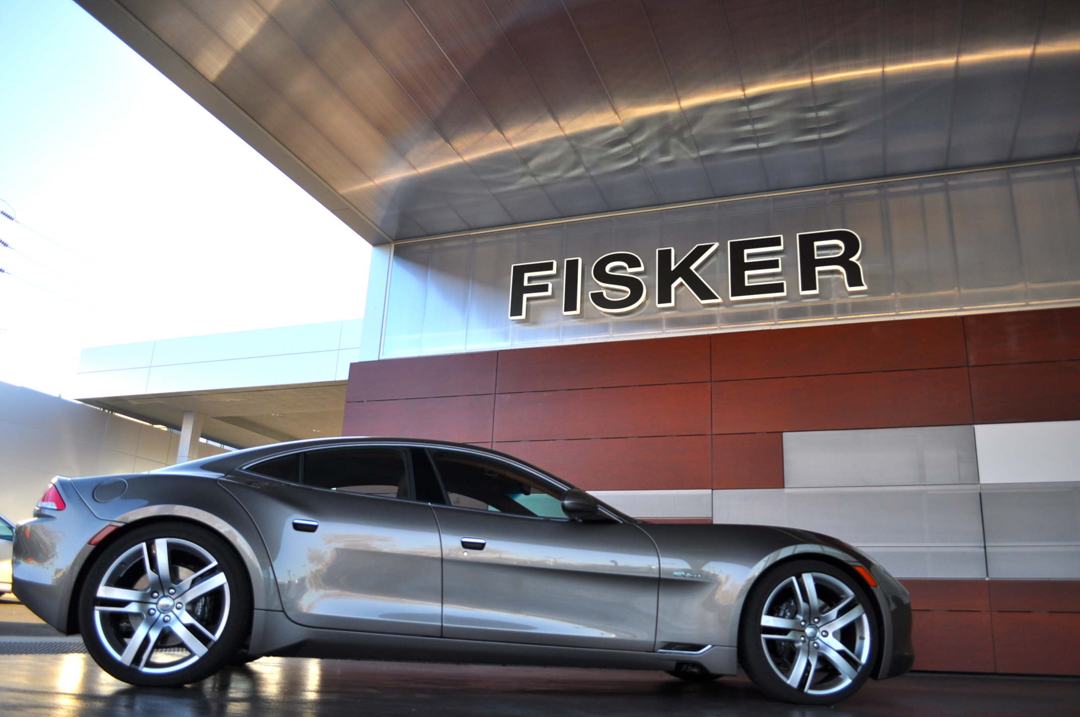 Fisker Karmas Catch Fire After Being Submerged By
