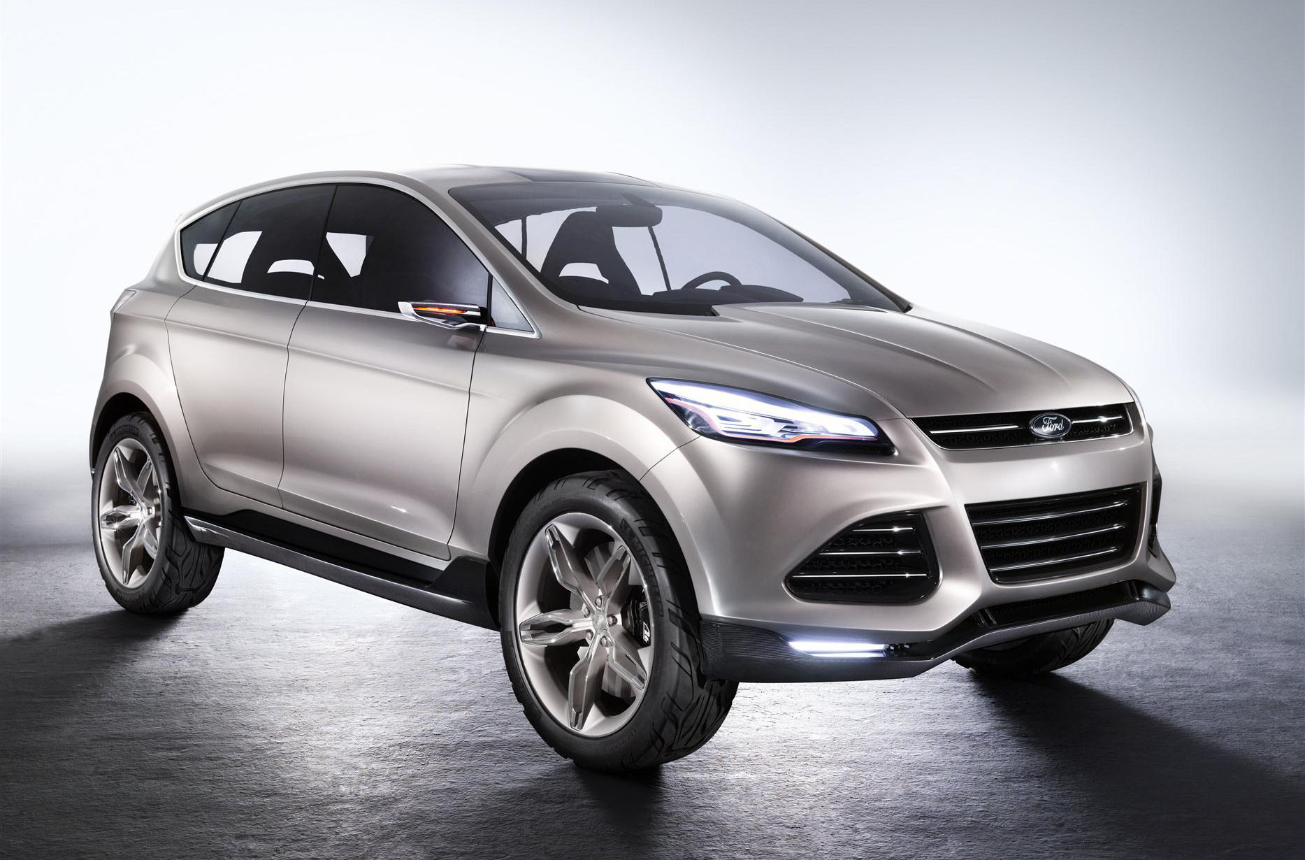 2013 Ford Escape Crossover Will Boost Gas Mileage, Drop V-6