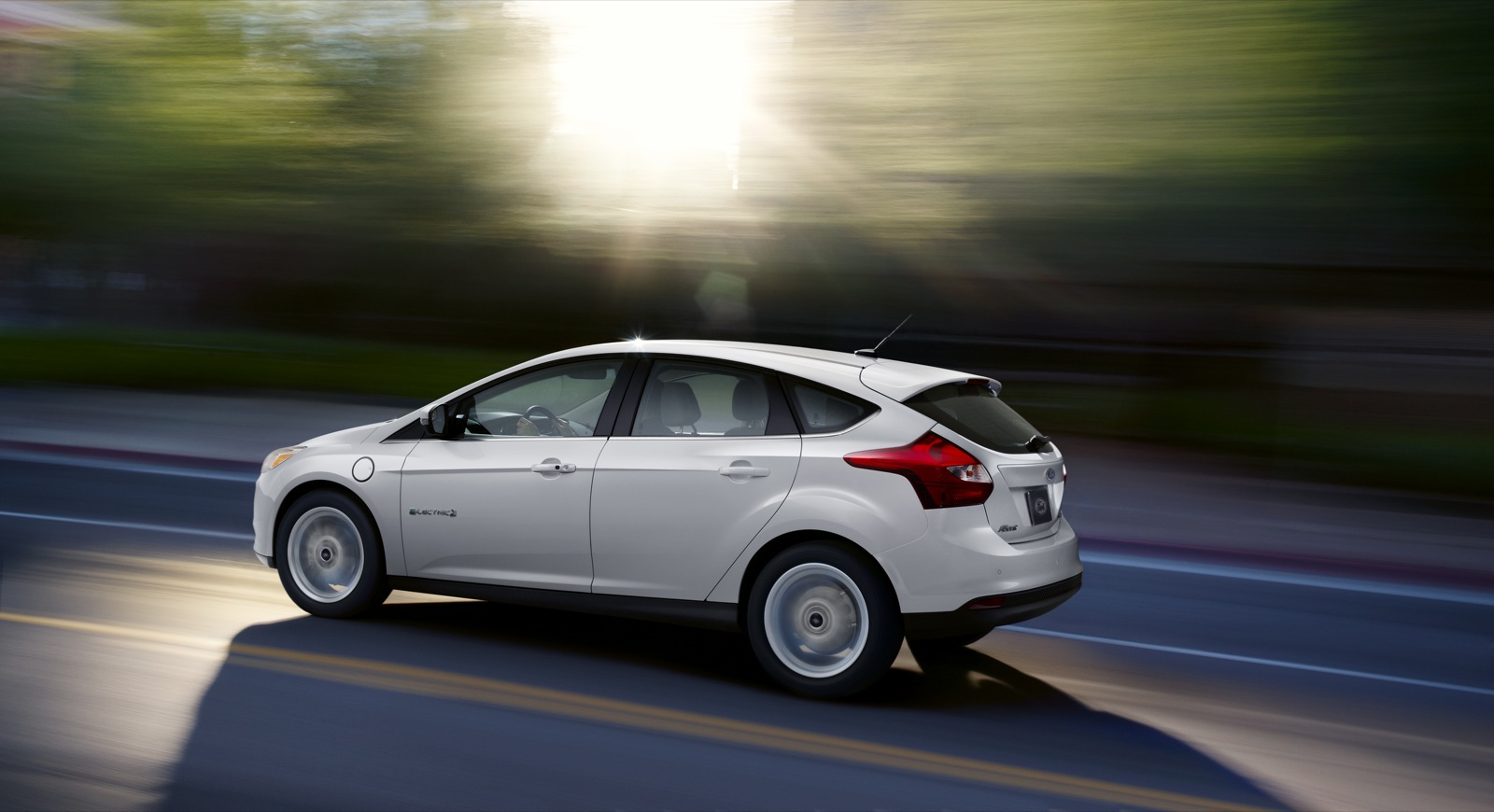 2017 Ford Focus Electric All The Parts It Doesn T Have