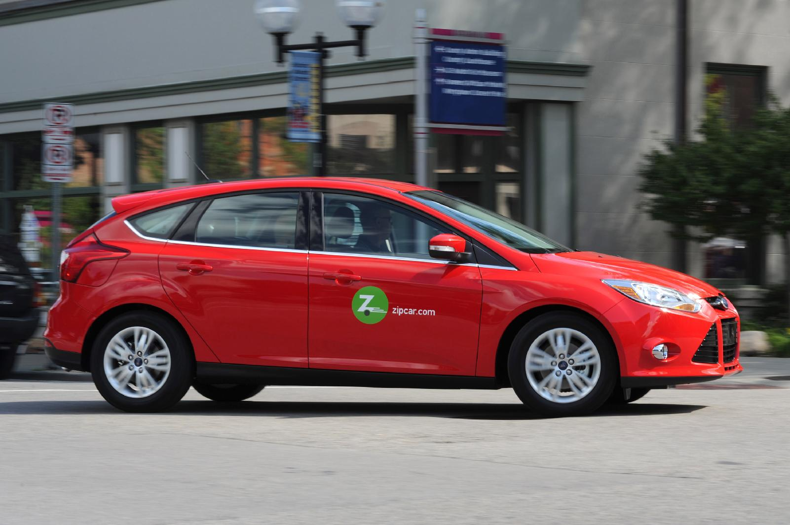 Ford Promotes Its Cars To College Students With Zipcar Deal