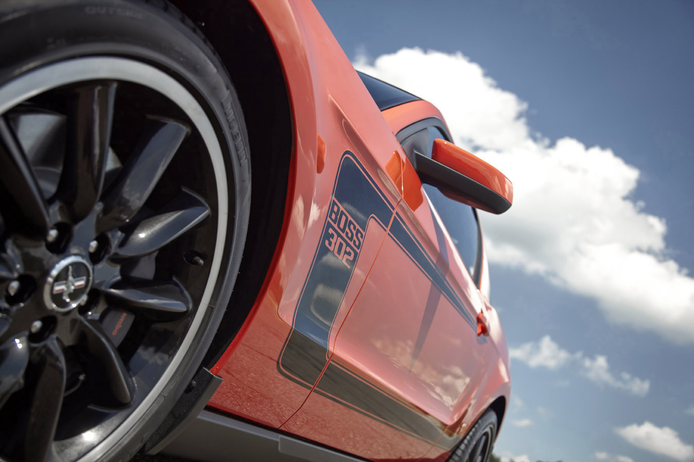2012 Mustang Boss 302 Newest Model Gets Back To Track Roots Ford Keys
