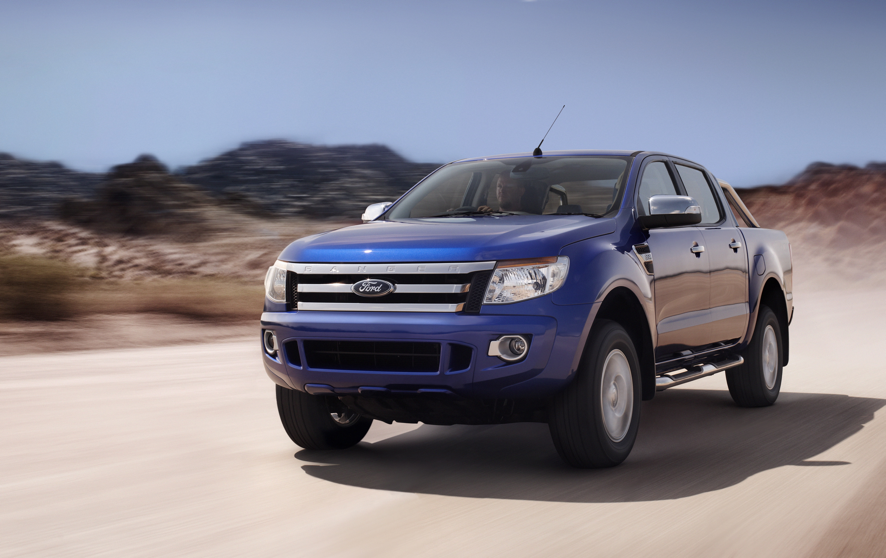 2012 ford ranger look out behind
