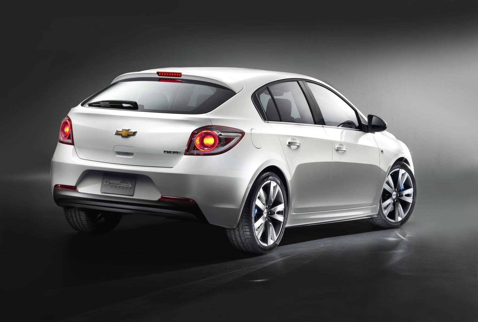 Not Coming Soon: Chevrolet Cruze Hatchback