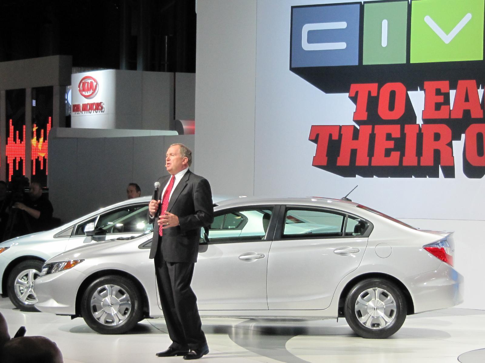 2012 Honda Civic Video Rundown Of The Complete 5 Car Lineup