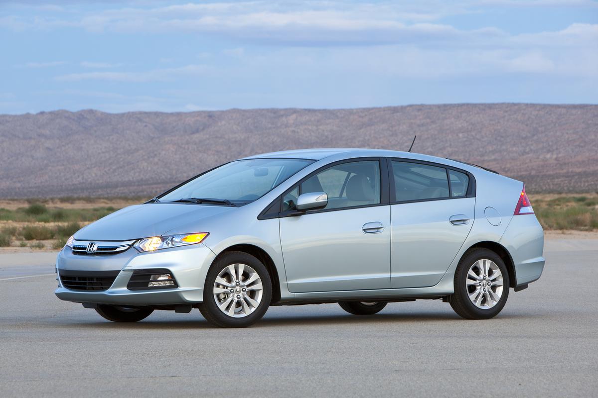 2012 Honda Fit Vs 2012 Honda Insight Hybrid: High Gas ...