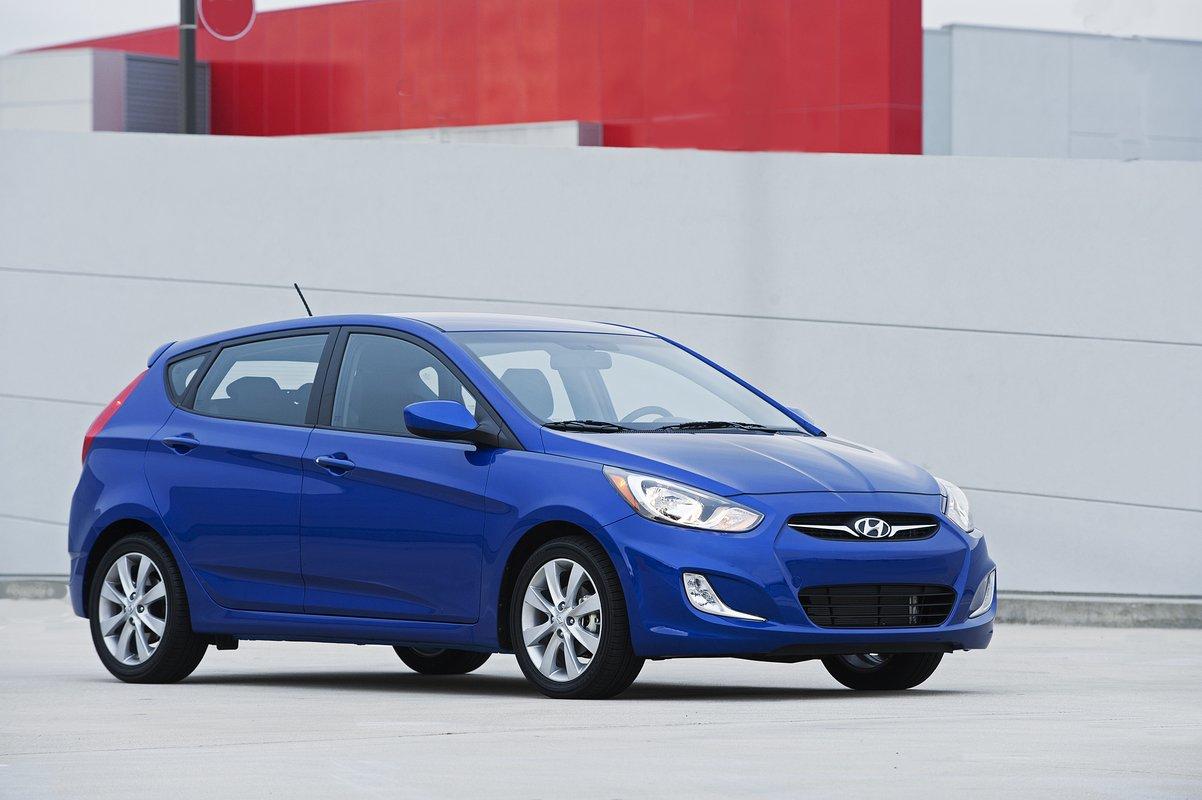Hyundai Accent 2012mpg >> 2012 Hyundai Accent Video Review