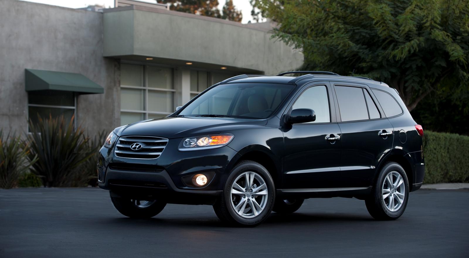 2013 Hyundai Santa Fe Confirmed For 2012 New York Auto Show