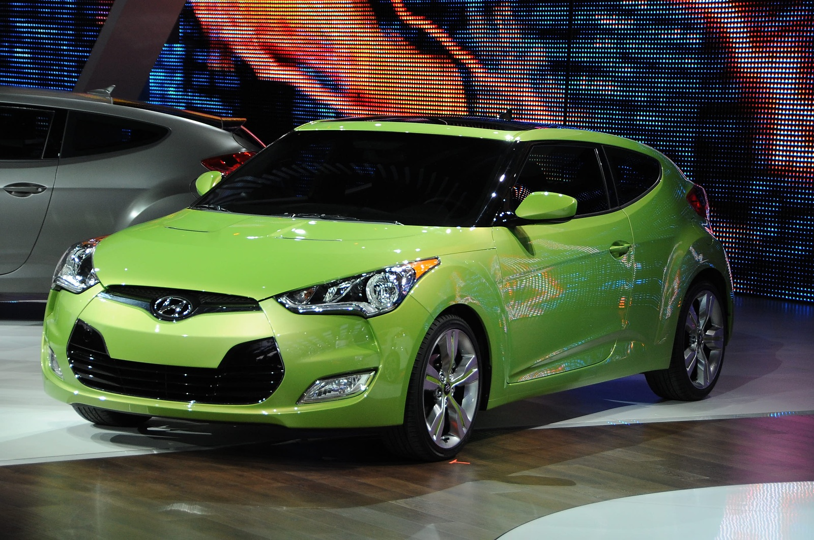 2012 Hyundai Veloster Turbo To Pack 208 Horsepower Report