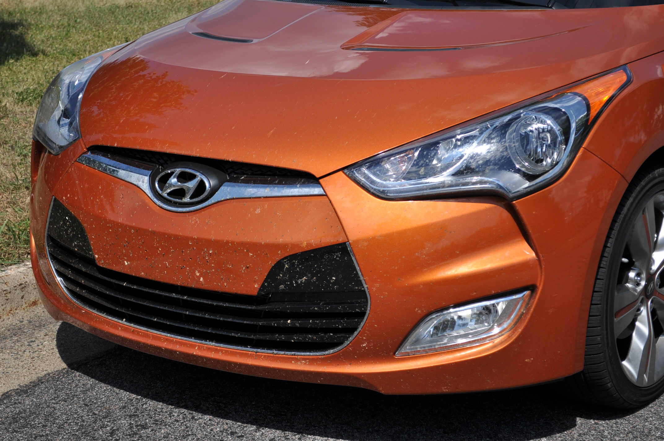 Six Month Road Test Hyundai Veloster How S It Handle A Road Trip