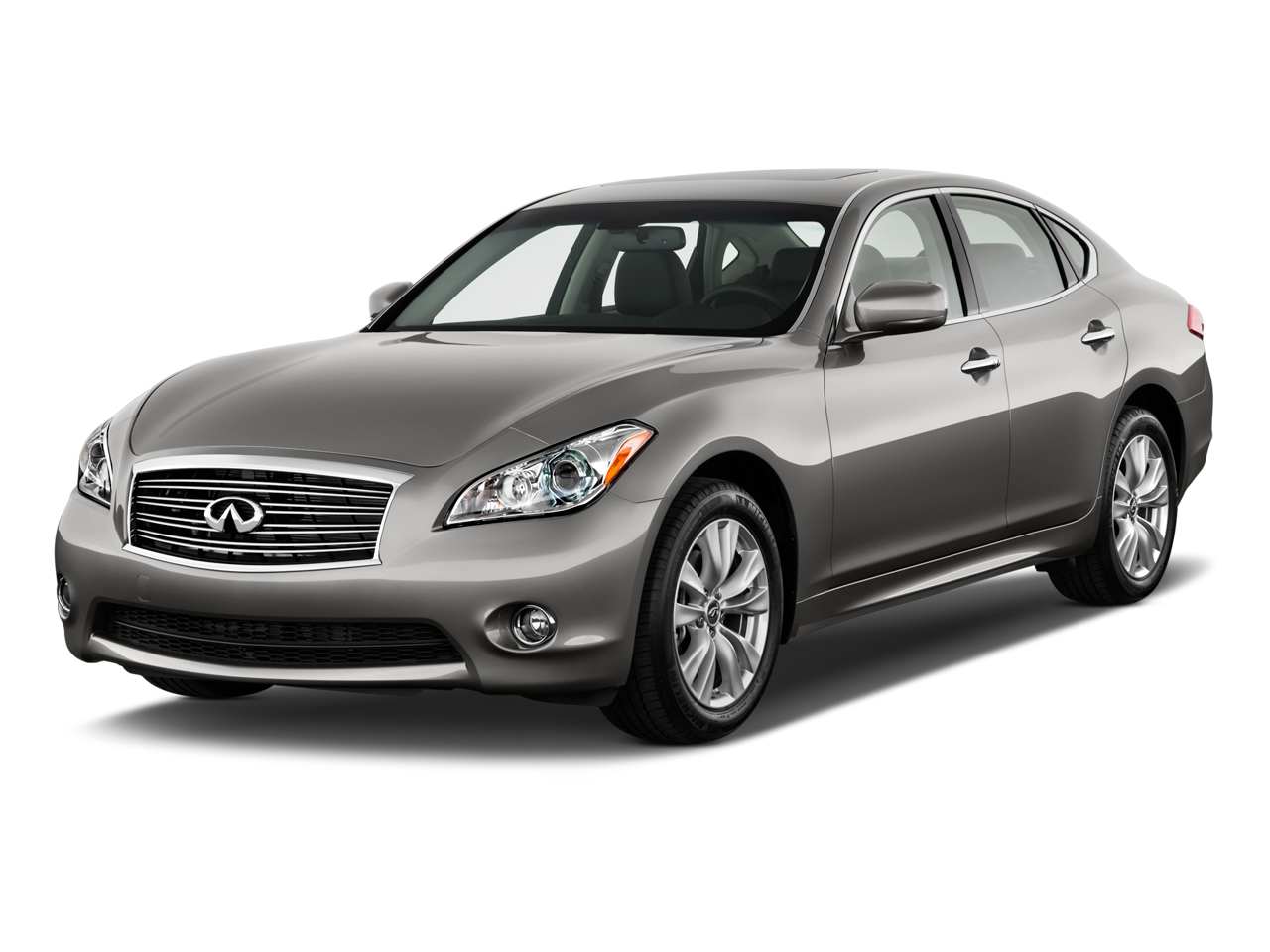 2012 infiniti m37 4 door sedan awd angular front exterior view 100350796 h - 2012 Infiniti M37x Awd
