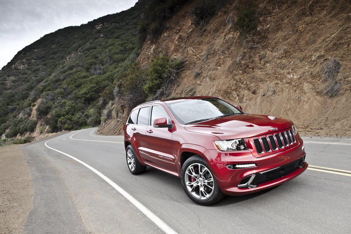 Jeep Cherokee Srt8 For Sale >> 2012 Jeep Grand Cherokee Srt8 2011 New York Auto Show Preview