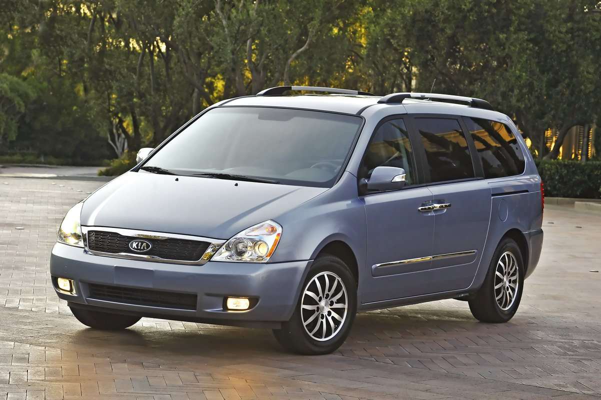 2006 2012 Kia Sedona Recalled For Corrosion Problem 2005 Acura Transmission Problems Troubles Again