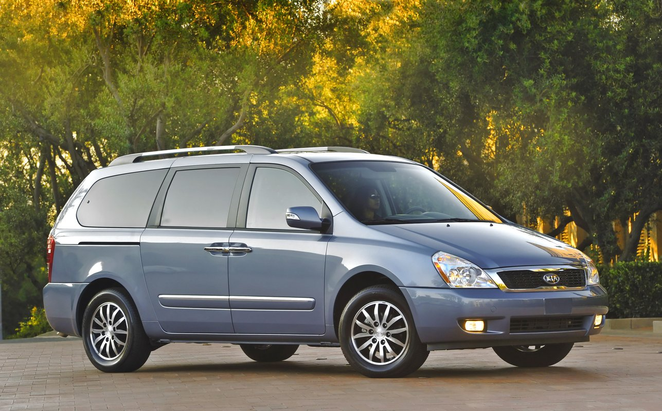 2006 2012 kia sedona recalled for corrosion problem. Black Bedroom Furniture Sets. Home Design Ideas