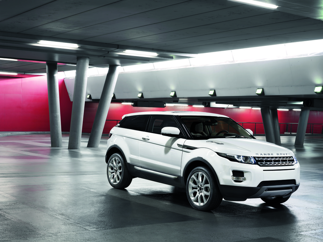 2012 Land Rover Range Rover Evoque Review Ratings Specs Prices And Photos The Car Connection
