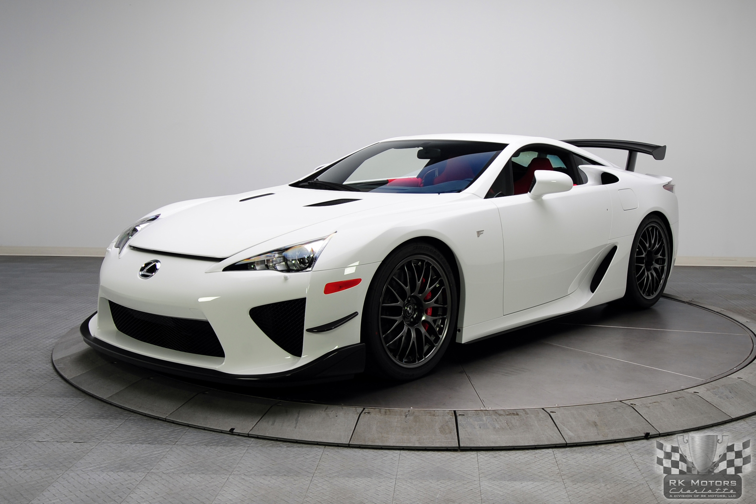 U S Collector Car Dealer Selling Lexus Lfa N 252 Rburgring Edition