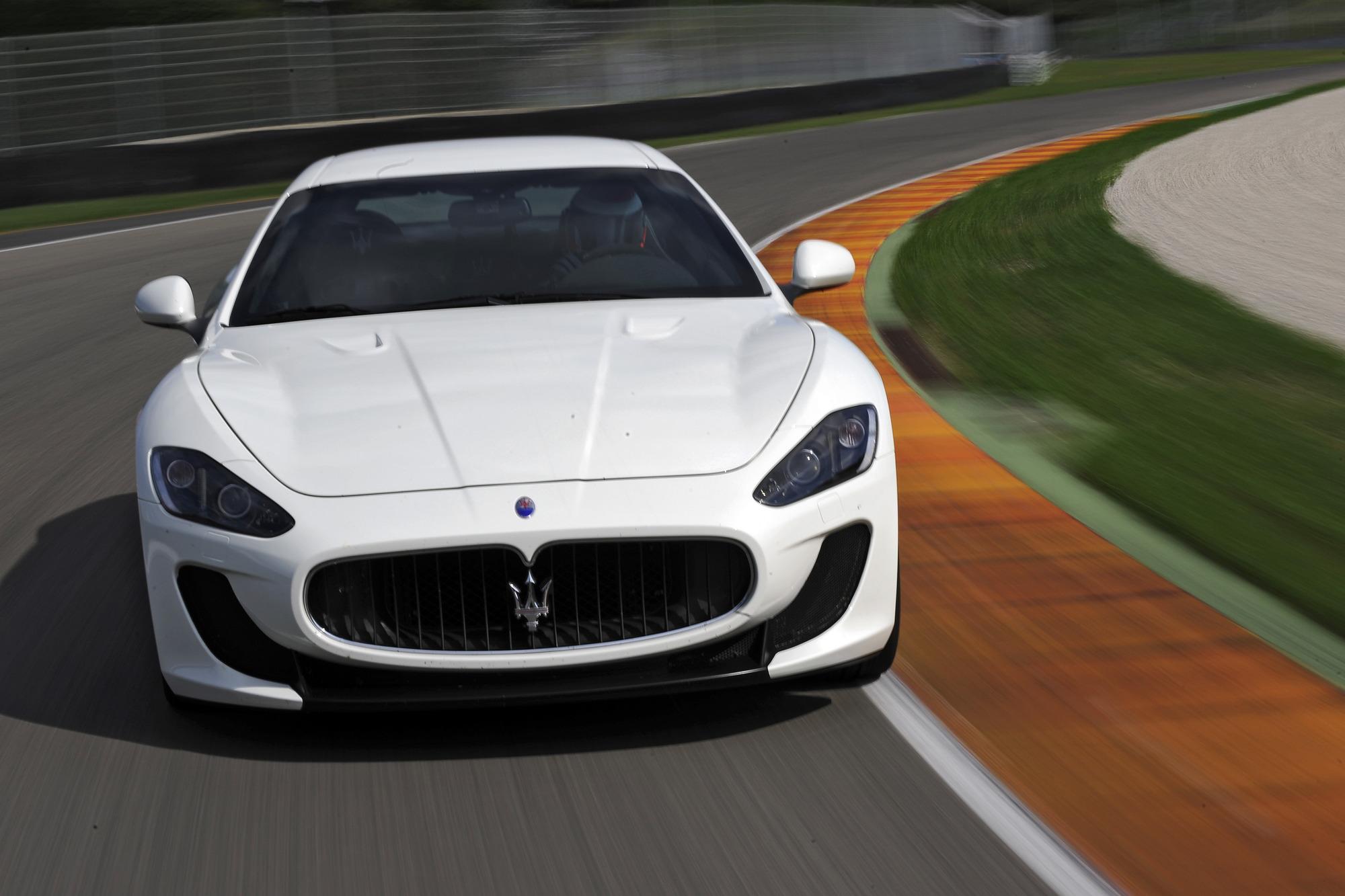 2012 Maserati GranTurismo Review, Ratings, Specs, Prices ...