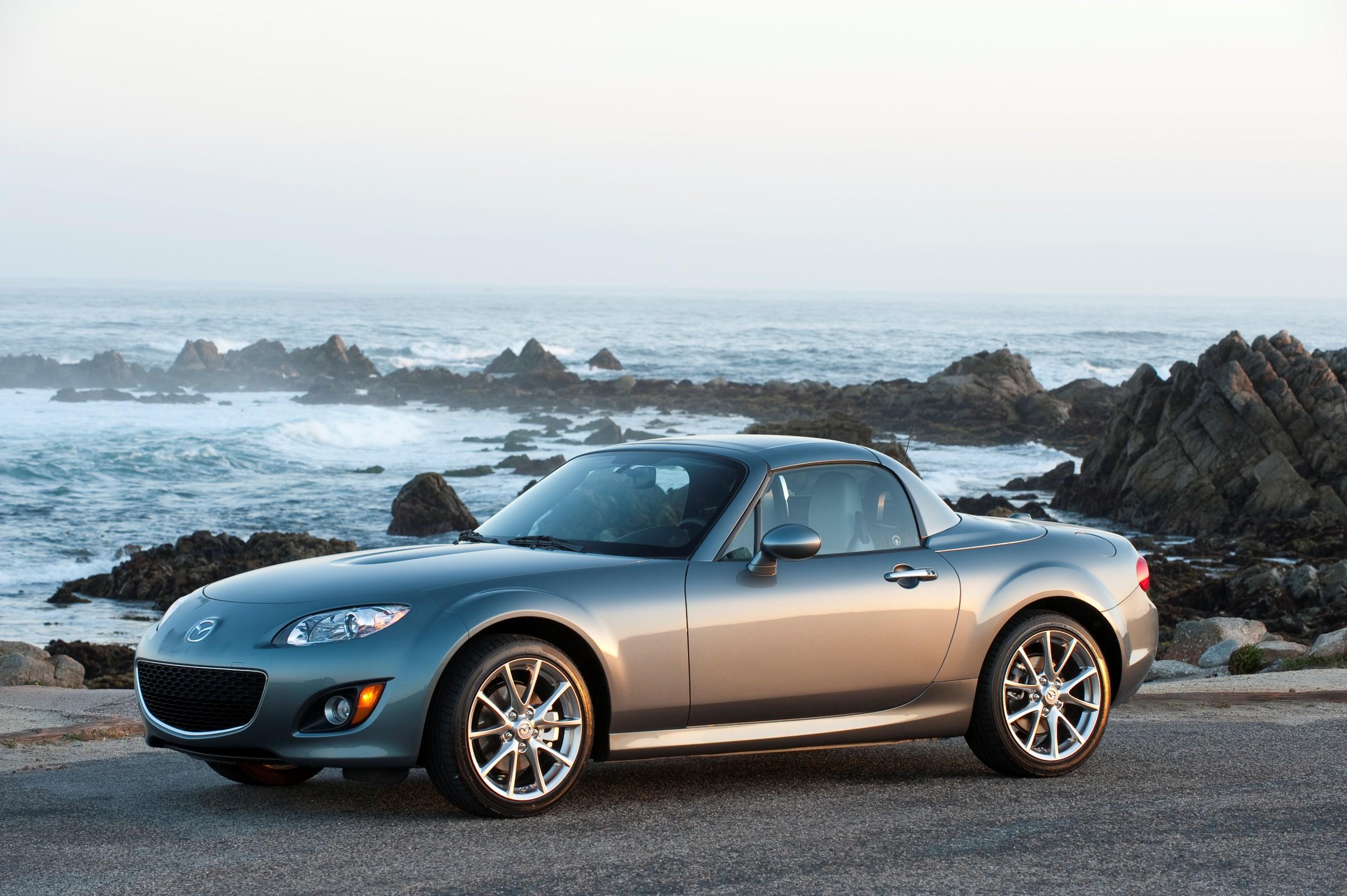 Mazda Miata 2012 — $9,650