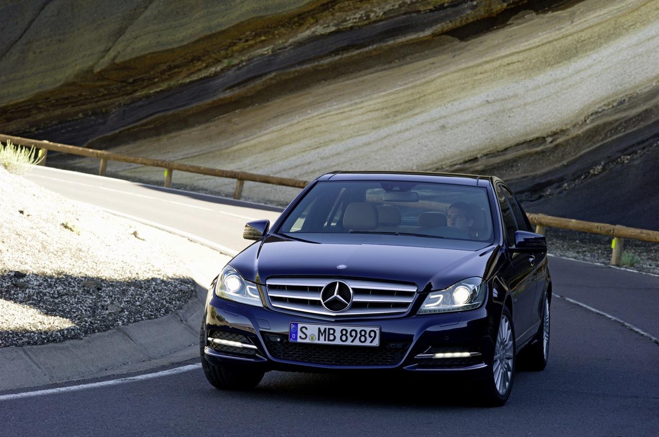 2012 Mercedes-Benz C-Class Refresh Creates Envy Among ...