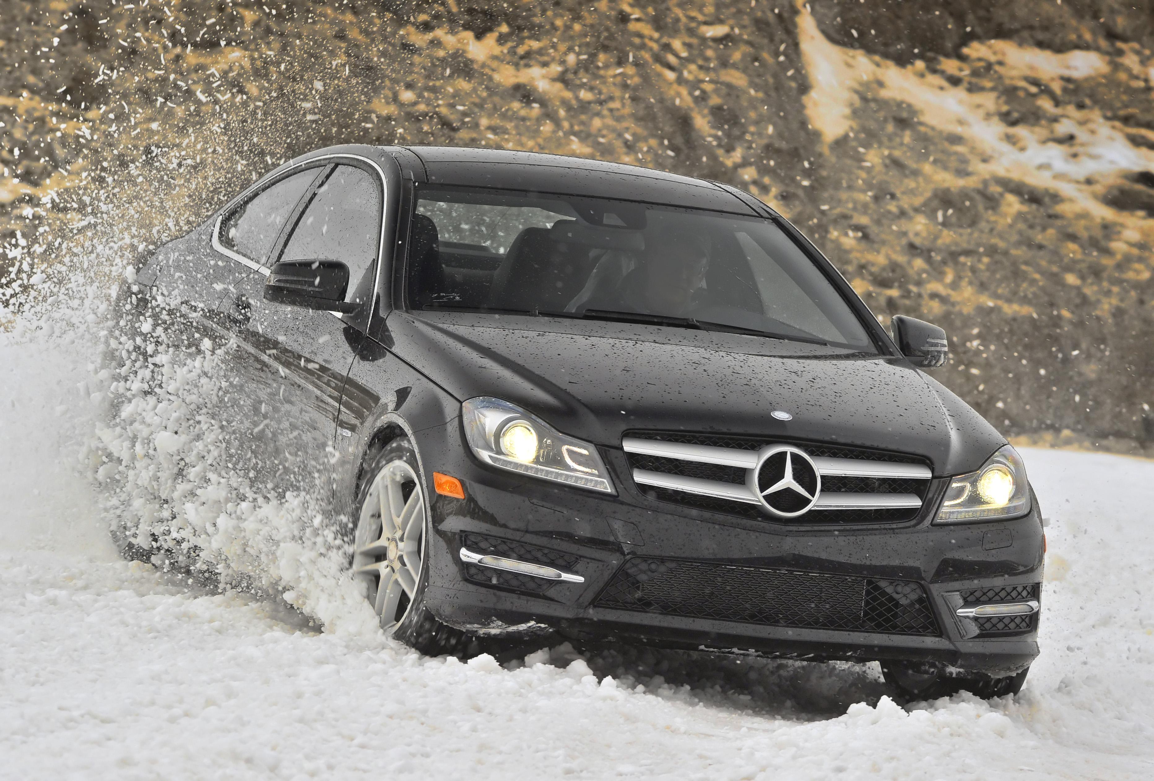 2012 MercedesBenz C350 4Matic Coupe Walkaround Video