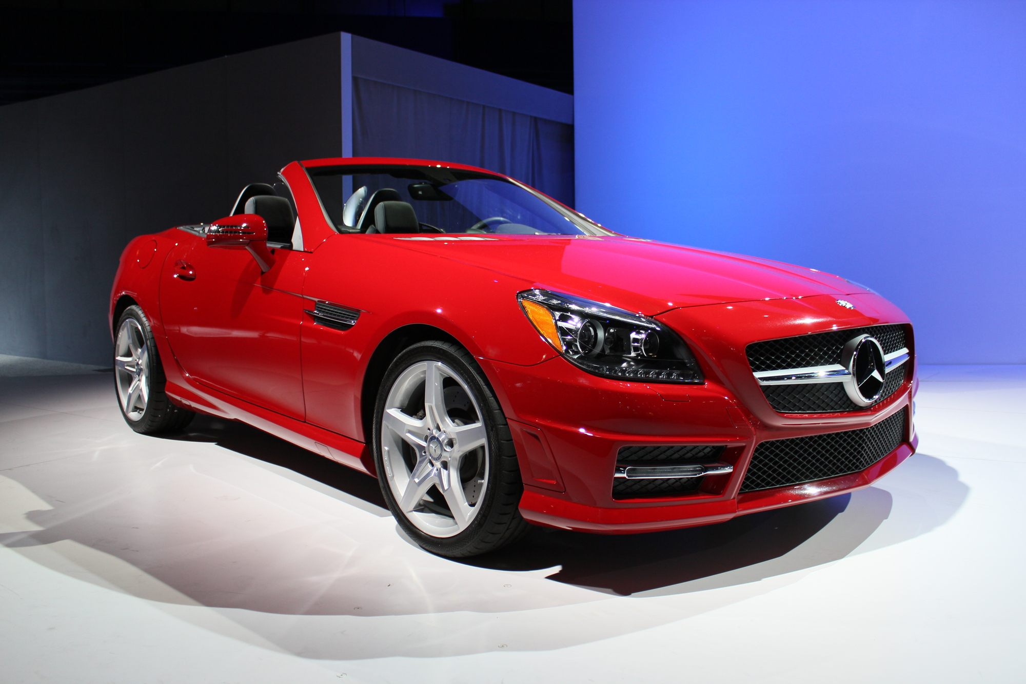 2012 Mercedes-Benz SLK350 Priced From $55,675, 2012 CLS ...